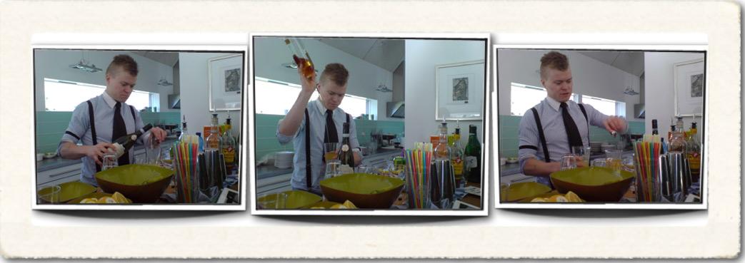 bartender-Tegnefilm