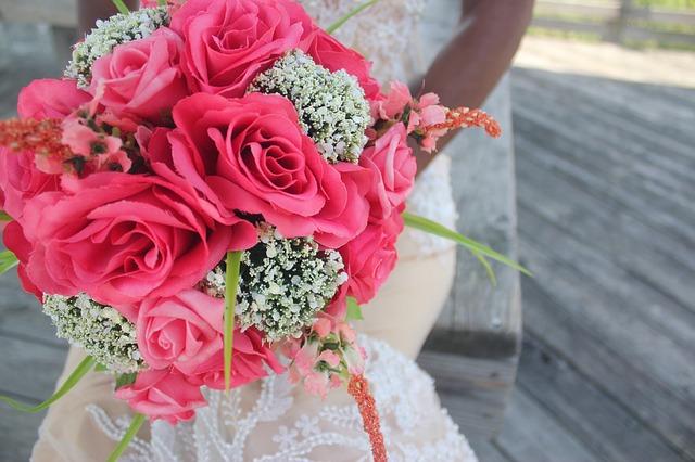 bryllupsudsmykningen