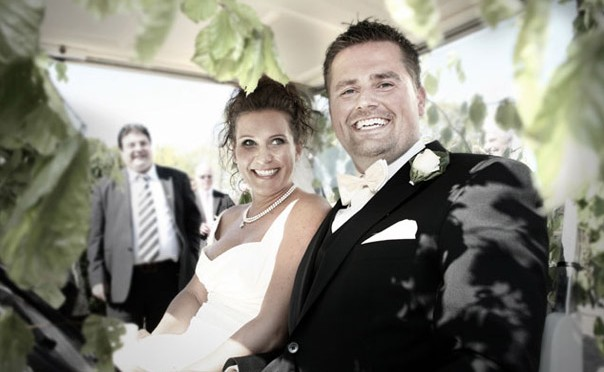 Bryllup i Sydjylland