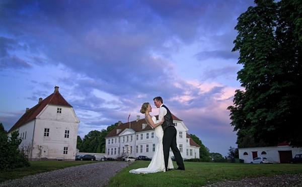 Bryllup på Norsk