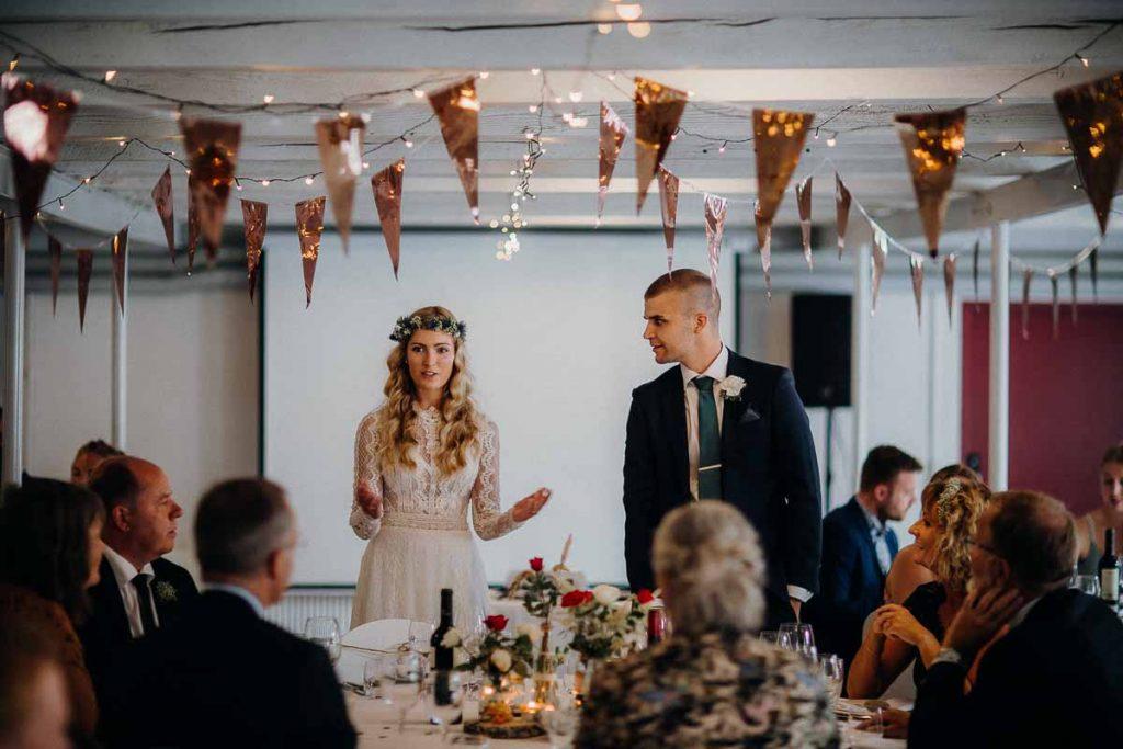 Læg et budget for brylluppet